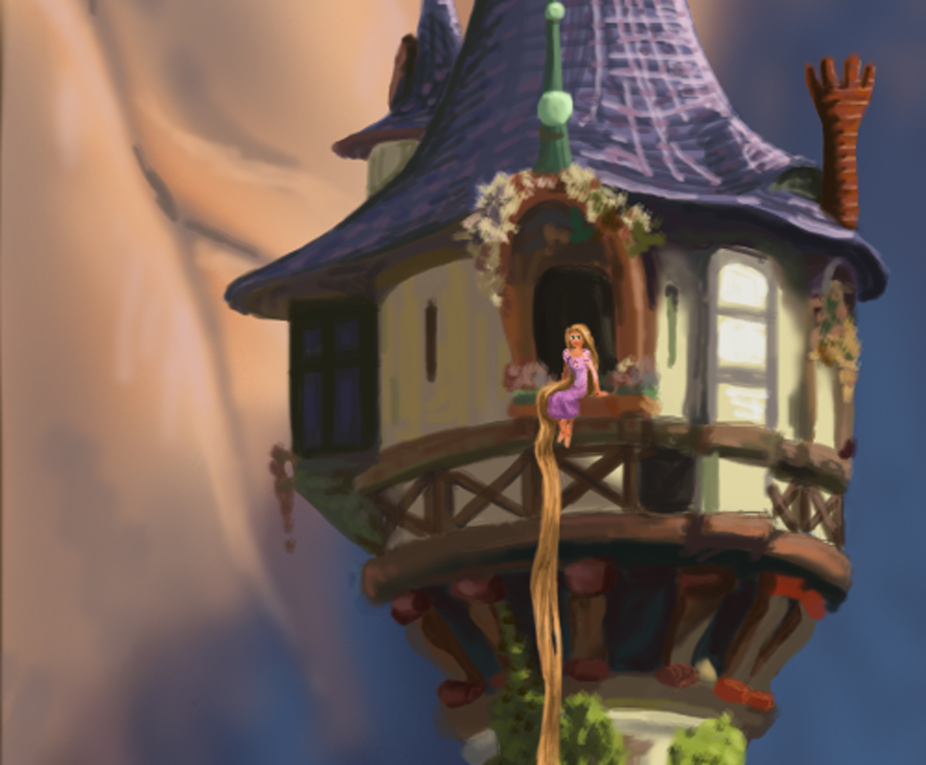 5 Reasons Why Tangled Is A Parable Of The Gospel Walter Brynjolfson